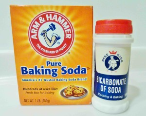 Baking powder Vs Baking soda?