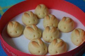 CNY- Bunny Cookies