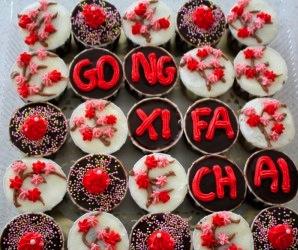 CNY-cupcakes