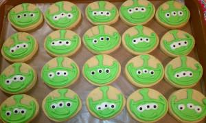 Disney-Toy-Story-Alien-Cookies