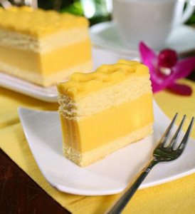 Durian Jelly cake