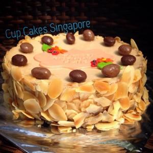 HK Tea cheesecake