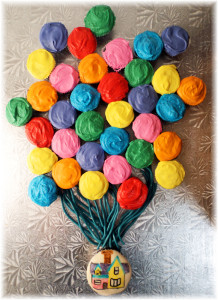 UP cupcakes