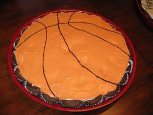 basket ball pull apart