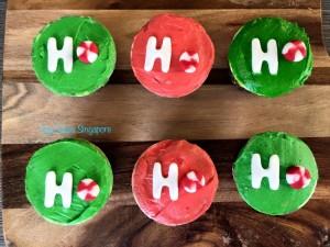 christmas cupcake 1