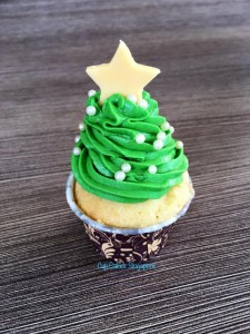 christmas cupcake 2