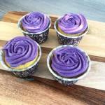 earl grey cupcakes