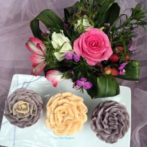 flower cupcake 3