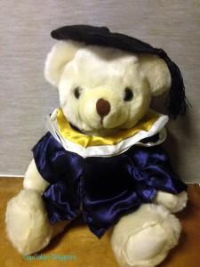 grad teddy