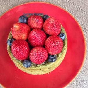 matcha cake 2