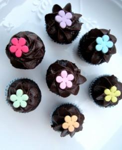 mini cupcakes choc1