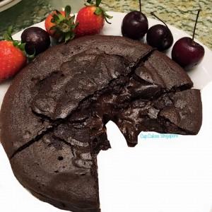 molten cake 1