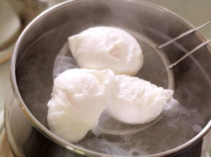 poached-eggs cooked