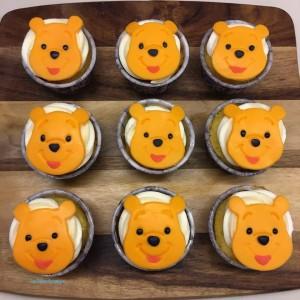pooh-cupcake