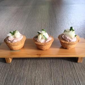 savory pear tarts 3
