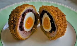 scotched eggs