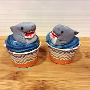 shark cupcake7