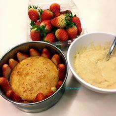 strawberry fraise cake 4