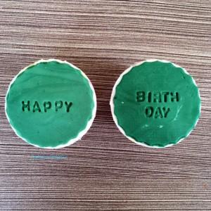 wording cupcake